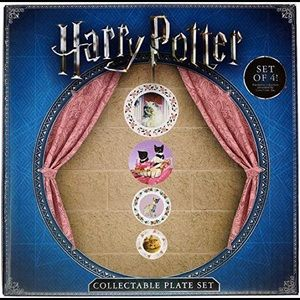 Other - Harry Potter Umbridge Collectible plate set